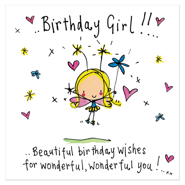 Birthday Girl!! Beautiful birthday wishes Happy birthday