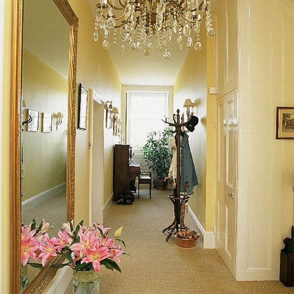 Small Hallway Paint Ideas: Hallways And Stairs Design & Decorating