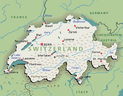Israelitish Worldwide Julio 2015 Switzerland Tourism