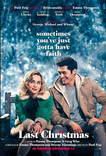 Eng Sub Last Christmas Full Online Movie 2019 Free Download 720p 1080p Brrip Dvdrip High Qua Last Christmas Movie Movies 2019 Free Movies Online