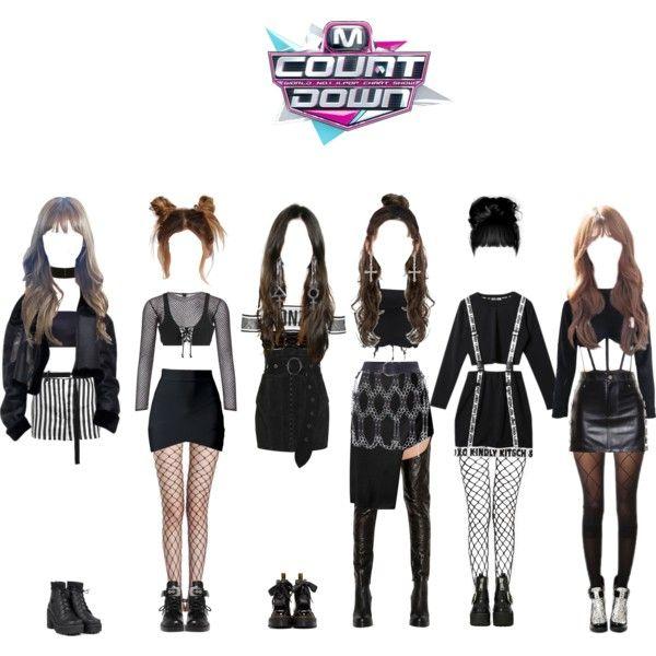 Outfits When Dance Korea
