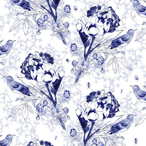 Où Trouver du Papier Peint Floral
