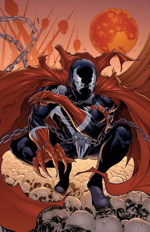 Comics Heros All Images Spawn Spawn Comics Image Comics