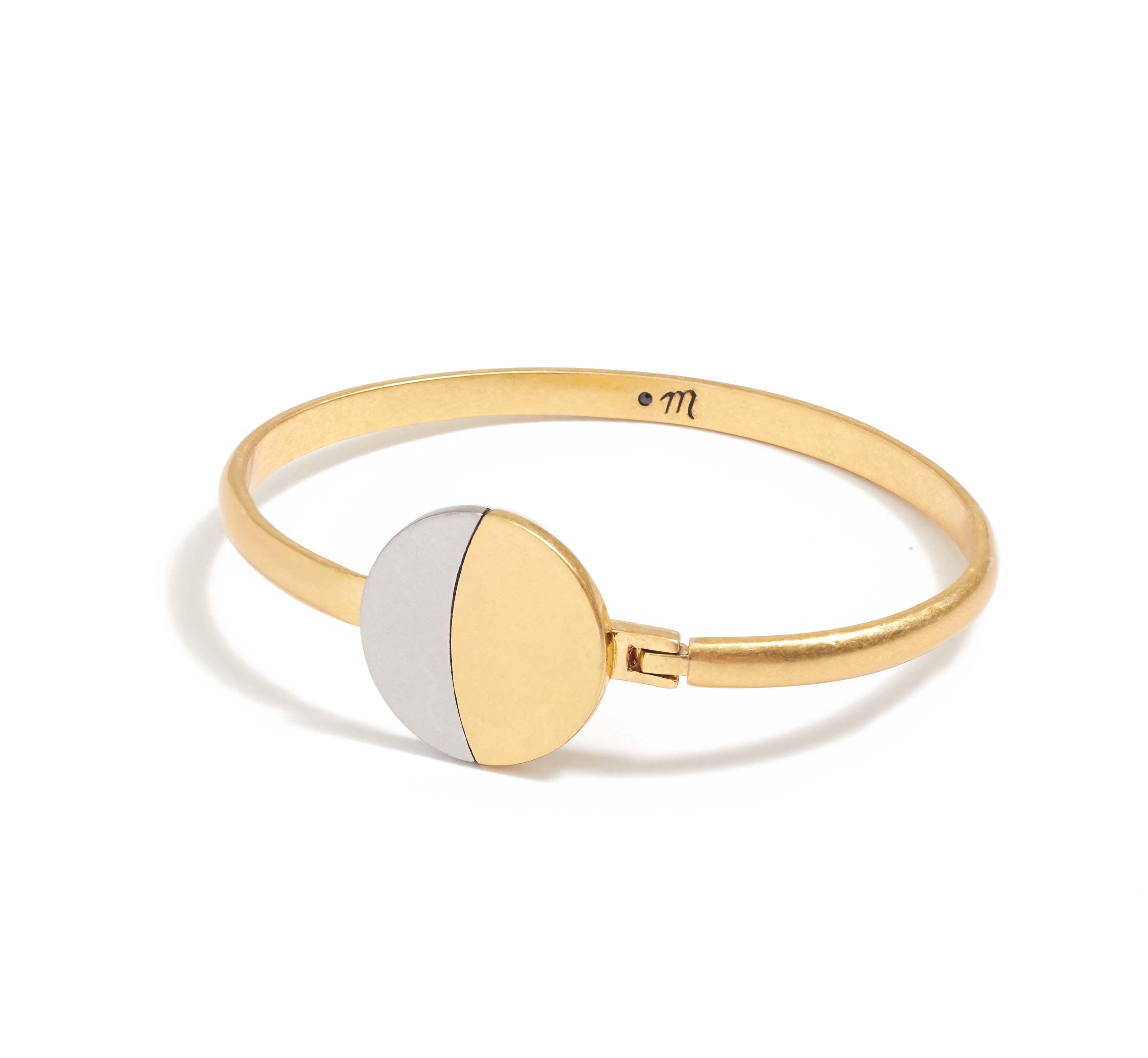madewell moonspell cuff bracelet. #everydaymadewell