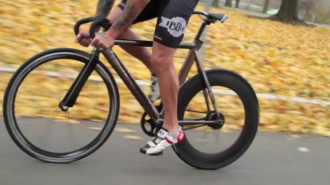 Velo Ibike X Blb La Piovra Air Track Bike Bike Frame Fixedgear