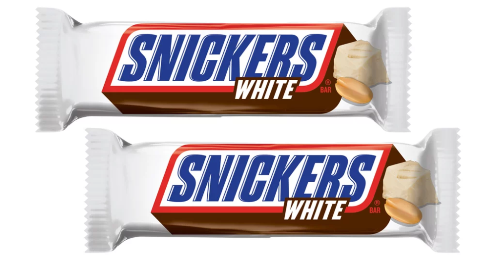 2020 S Already Looking Sweet Because White Chocolate Snickers Are Coming Back White Chocolate Snickers White Chocolate Snickers
