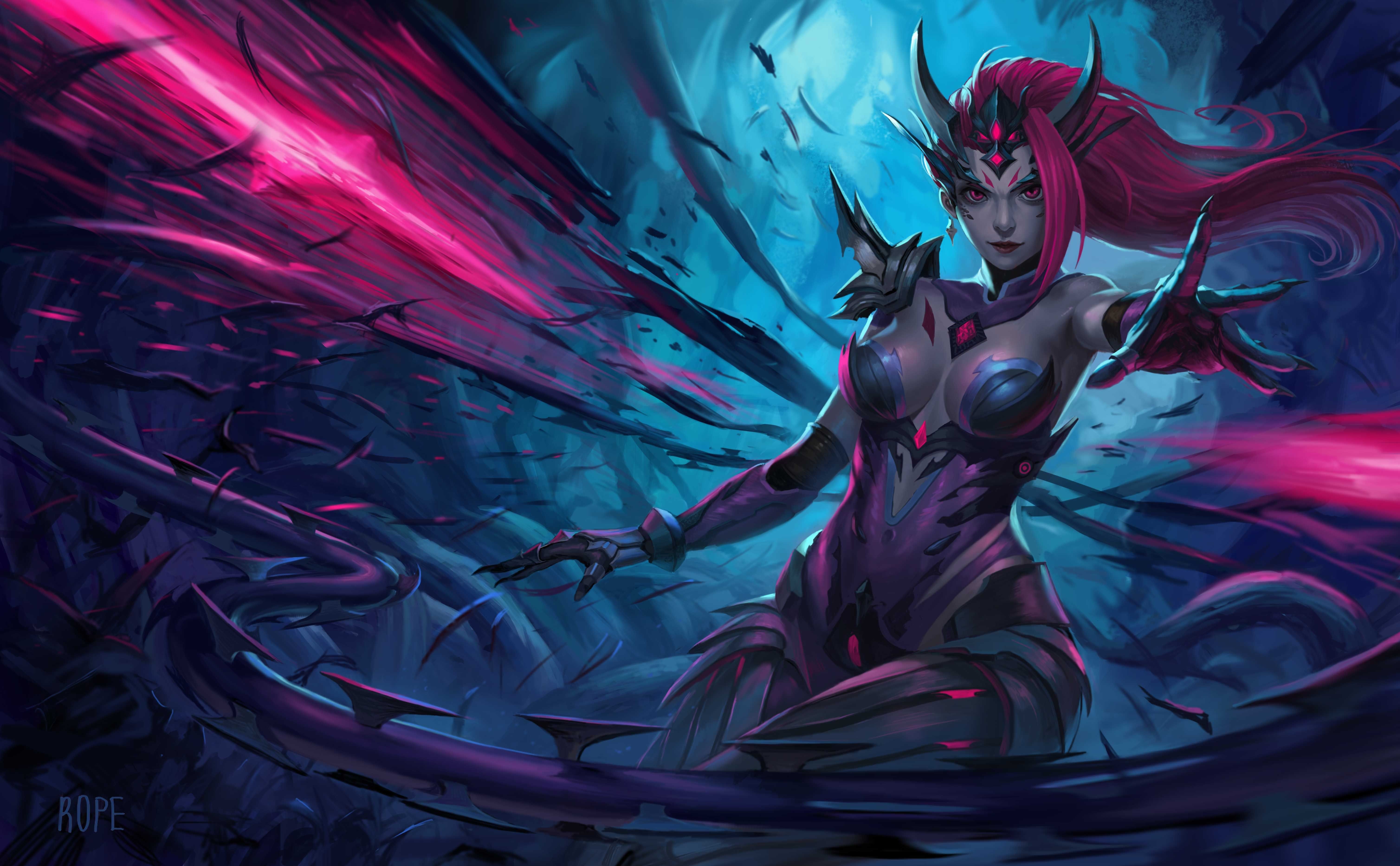 30 zyra league of legends hd wallpapers backgrounds images 30 zyra league of legends hd wallpapers backgrounds voltagebd Choice Image