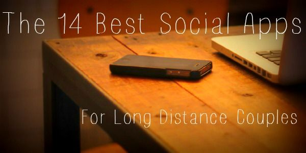 apps for long distance couples