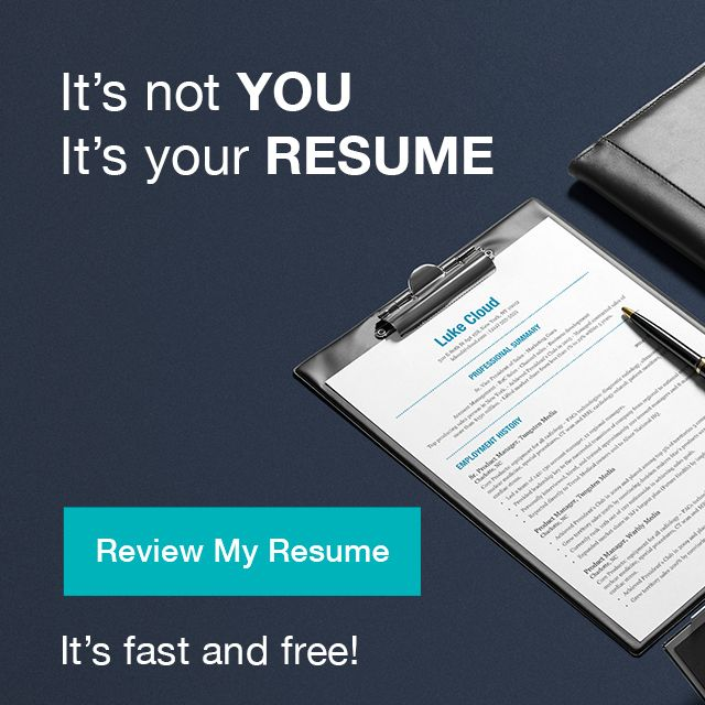 This personality trait could determine your future Resume builder