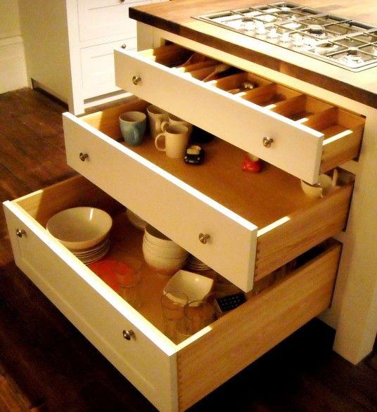 Useful Kitchen Storage