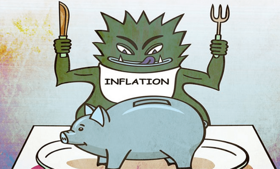 Inflation Calculator Inflation Is The Increase In The Prices Of