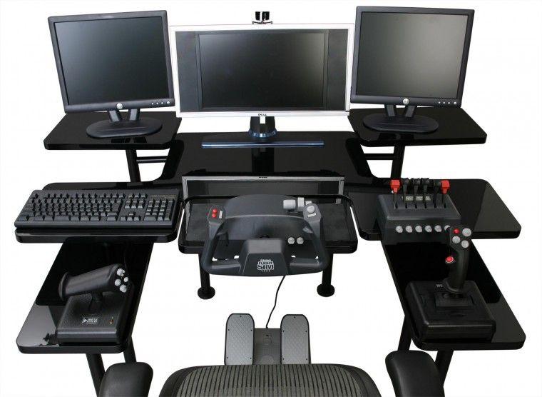 interesting design ideas gaming station computer desk. 14 Custom Gaming Computer Desk Images Ideas  Pinterest