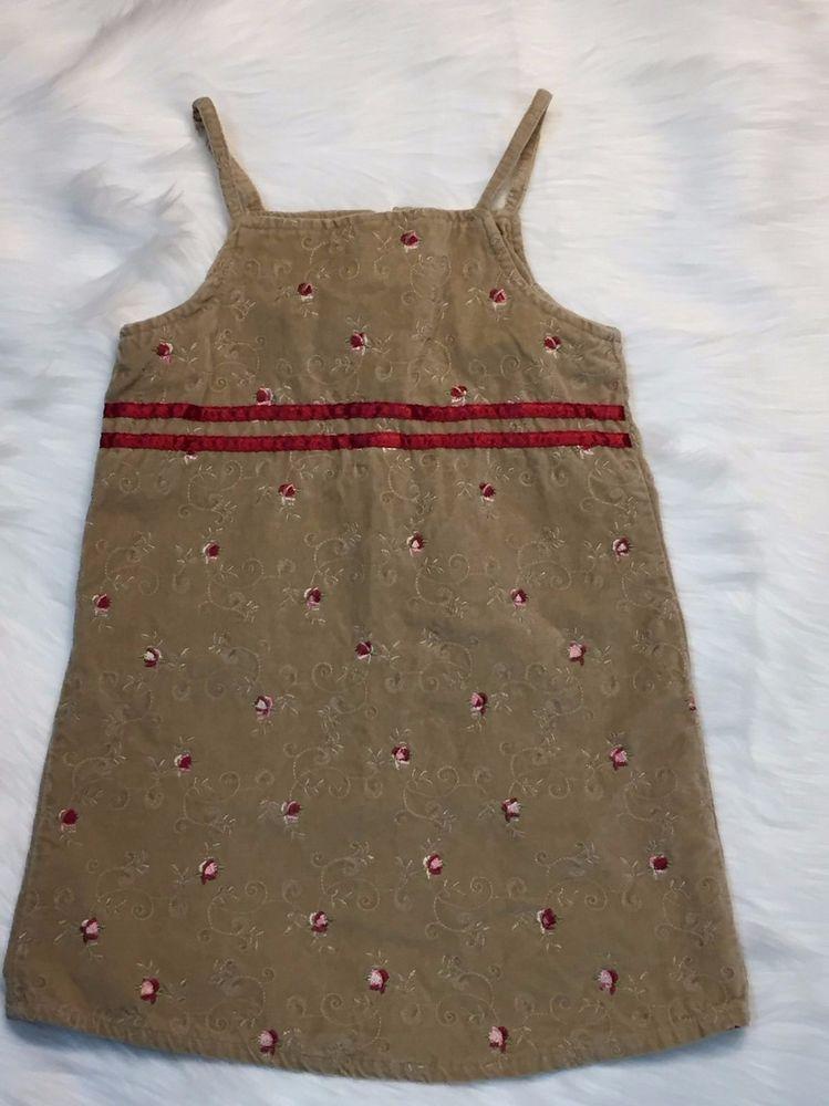Disney Girls 5T Dress 100% Polyester  | eBay