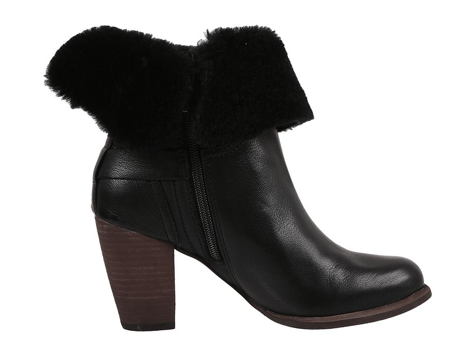 a2256c885ec UGG Jayne Women's Boots Black/Black | Products | Uggs, Black boots ...