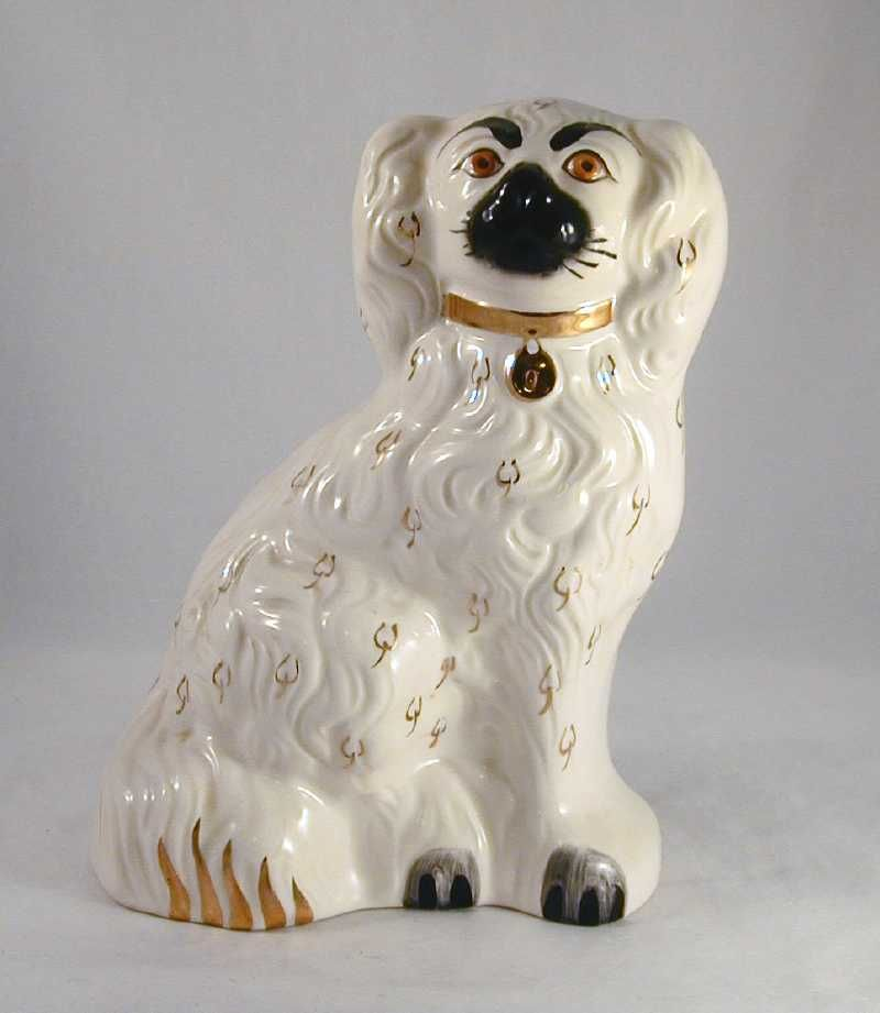 Staffordshire China Figurines Bing
