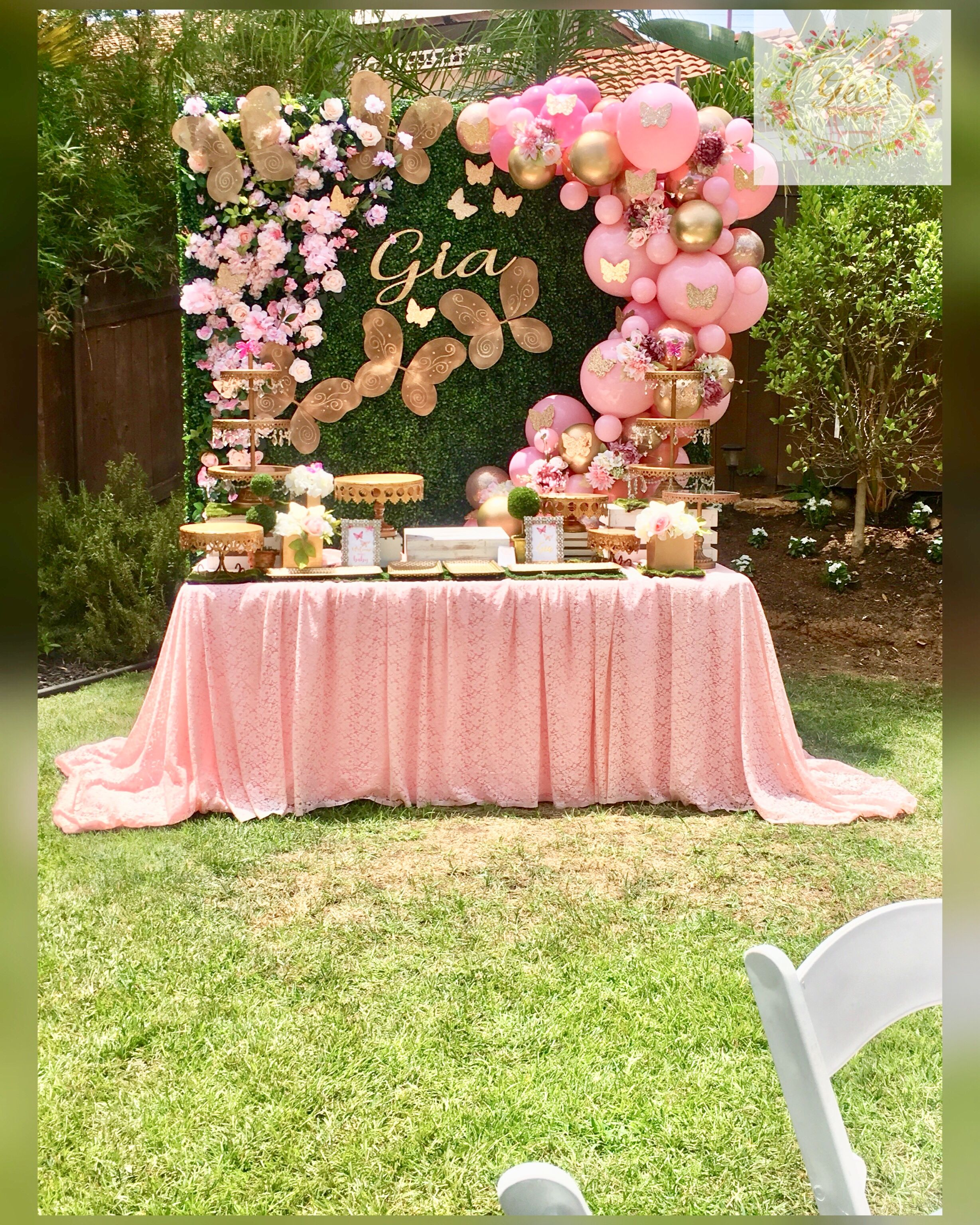 Baby Shower Picture Ideas : shower, picture, ideas, Butterfly, Shower, Ideas!, Shower,, Decorations,, Garden, Showers
