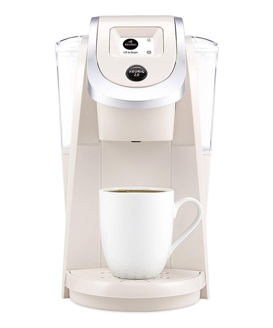 Cream brewing system 20 k250 coffee maker keurig