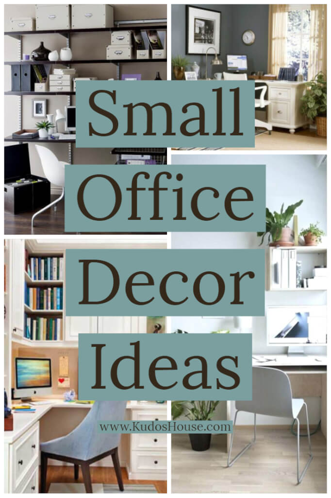 Best 15 Small Office Decor Ideas Kudoshouse Com Unique