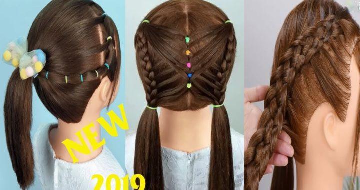 Peinados Para Niñas Faciles Y Rapidos Para La Escuela Peinados Faciles Y Rapidos Peinados Para La Escuela Peinados Para Niñas