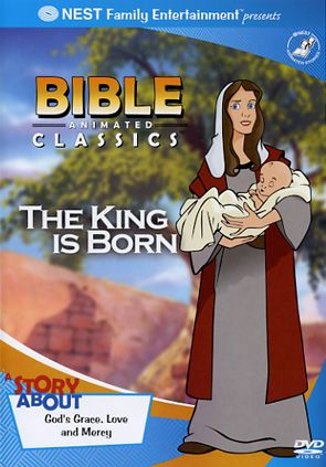 Bible Animated Classics The King Is Born Dvd Jesus Movie Christian Cartoons Animated Bible