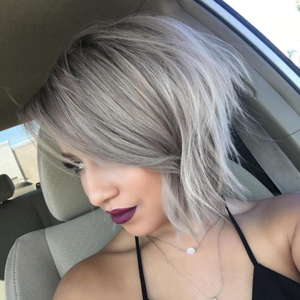 100 mind-blowing short hairstyles for fine hair | pinterest | shaggy