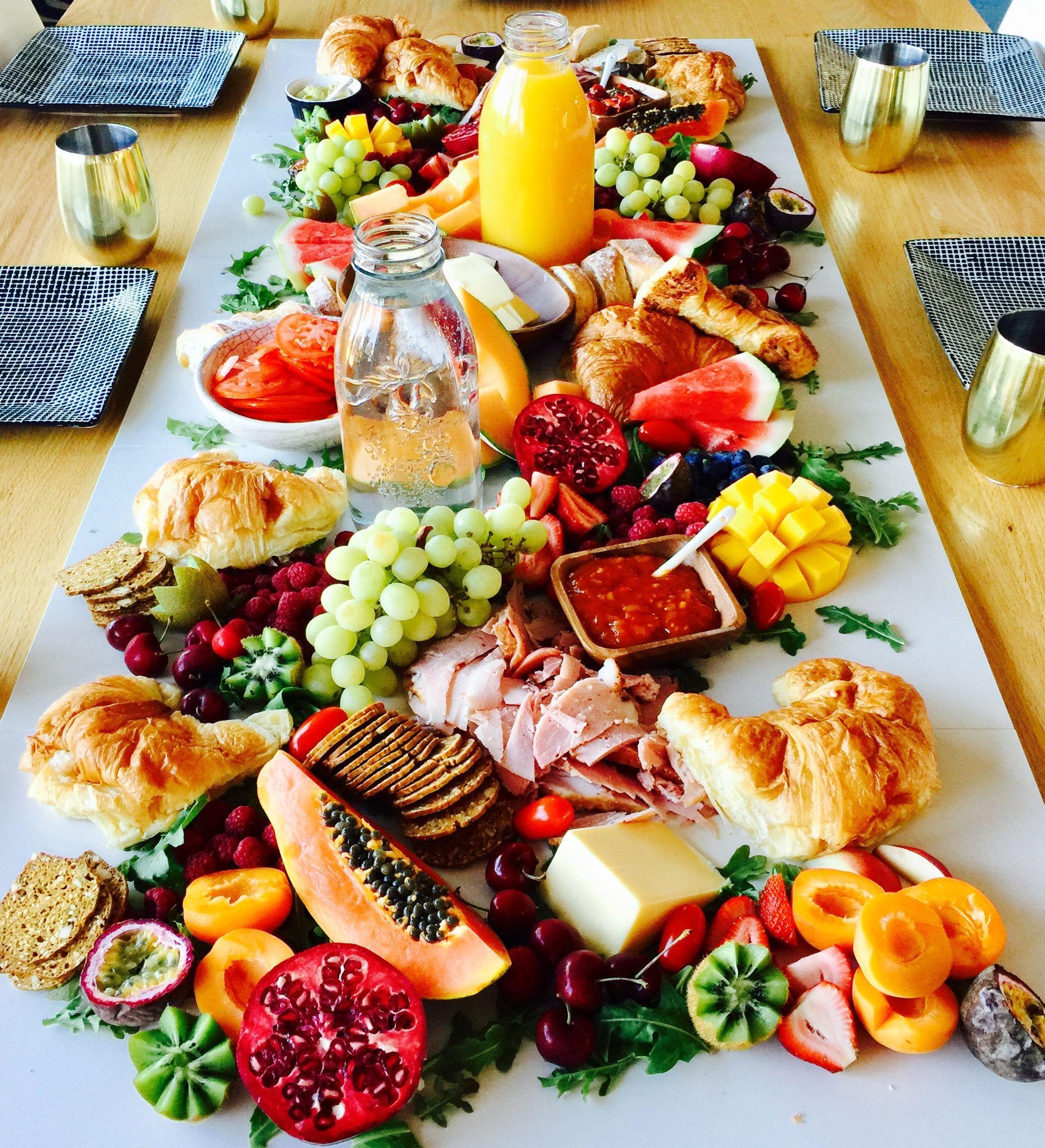 Christmas Breakfast Platter 2016 Christmasfood Fruitplatter Summer Australia Christmas Breakfa In 2020 Breakfast Platter Christmas Breakfast Breakfast Buffet