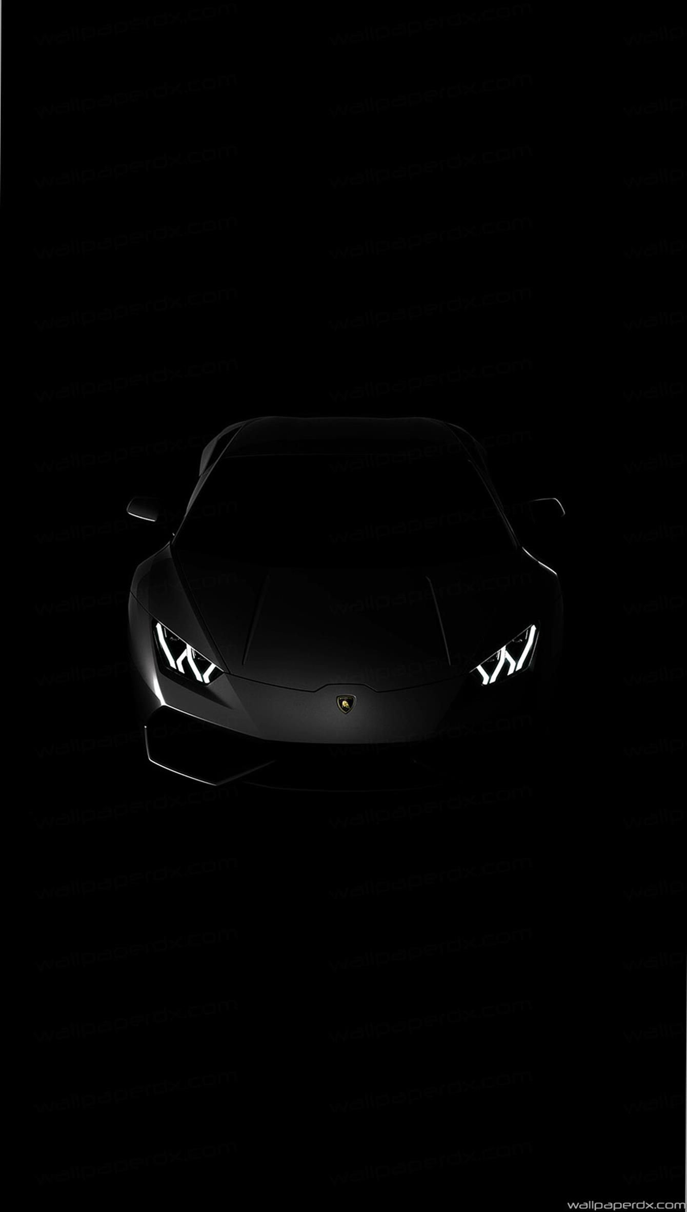 Lamborghini Huracan Lamborghini Matte Black Cars