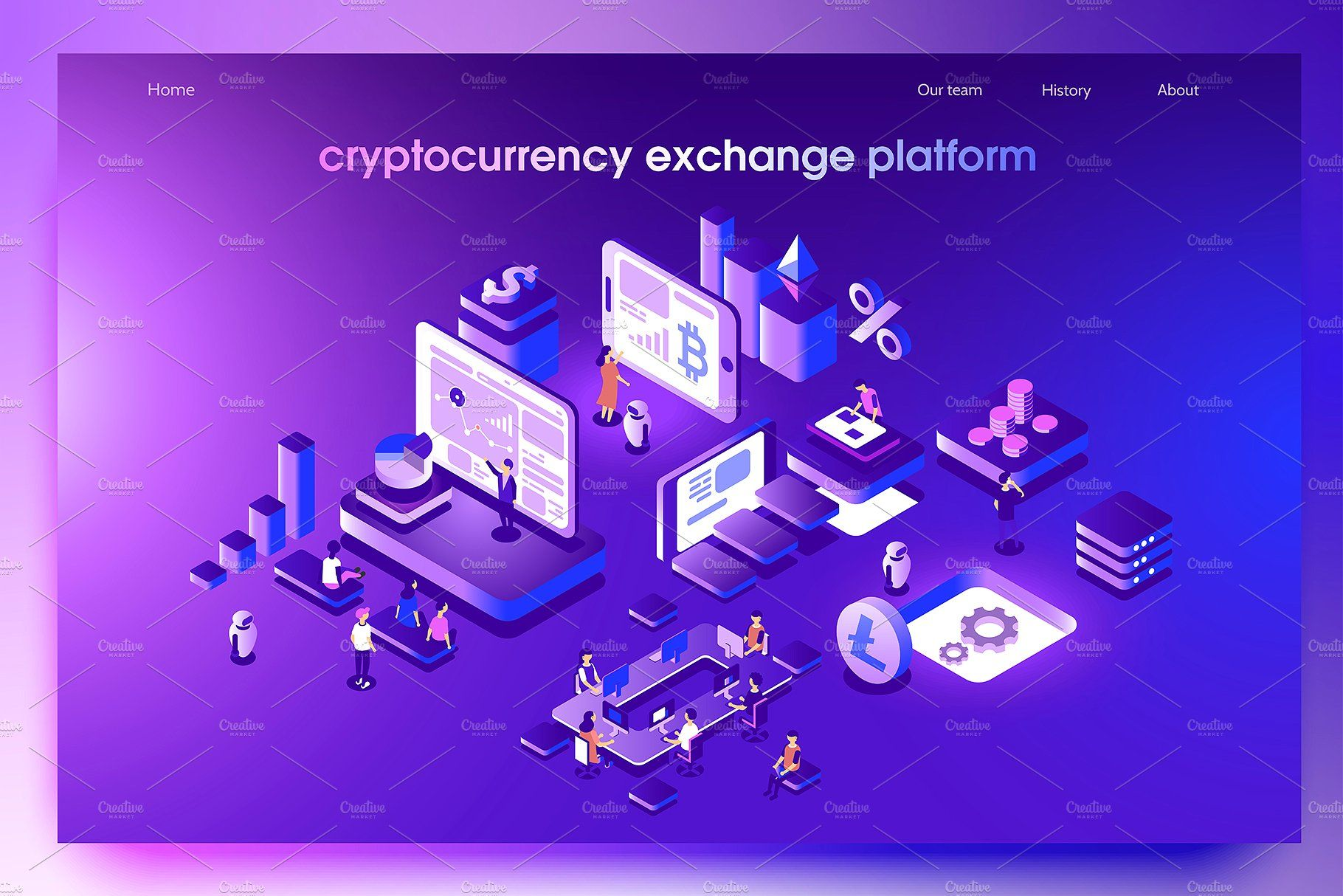 cryptocurrency with working product