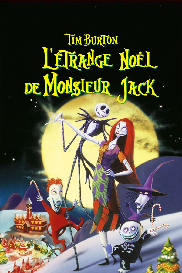 L Etrange Noel De Monsieur Jack Cinekidz Disney Co Pinterest