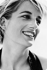 The People's Princess - Known for her humanitarian efforts, and she traveled more extensively than any royalty we can remember. Diana brought attention to landmines that were left buried and unmarked after civil war, she raised awareness of famine and helped lift the stigma of AIDS.