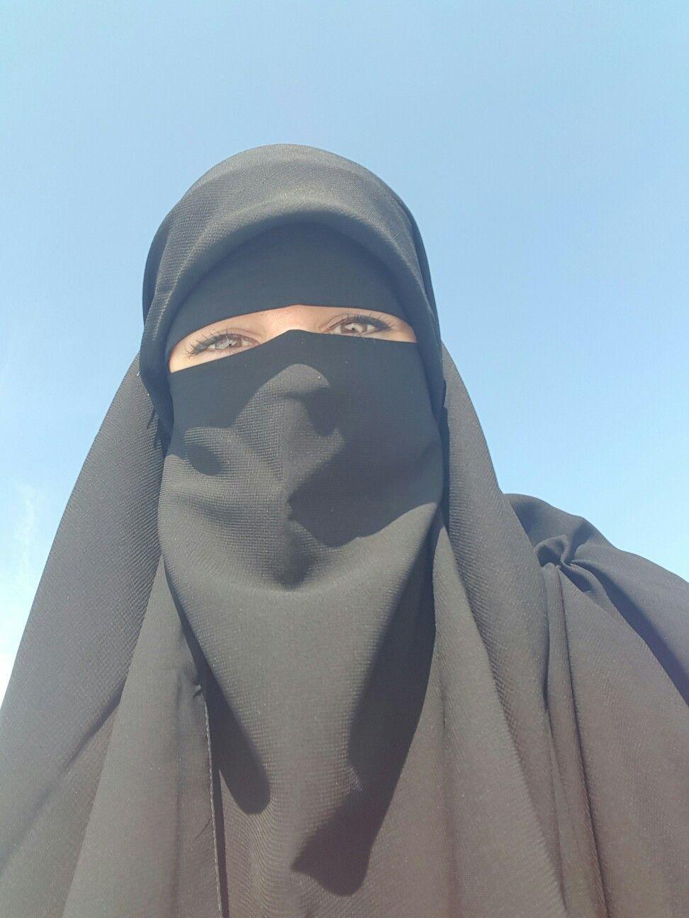 Pin By Raphael Harris On Niqaab Niqab Beautiful Muslim Women Niqab Eyes