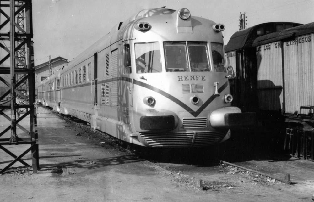 Pin En El Ferrocarril