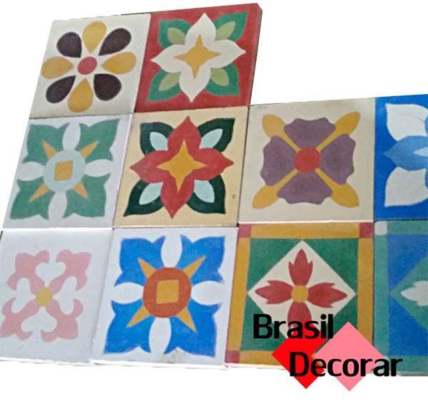 Piso mosaico piso mosaico pinterest piso mosaico for Ver pisos decorados