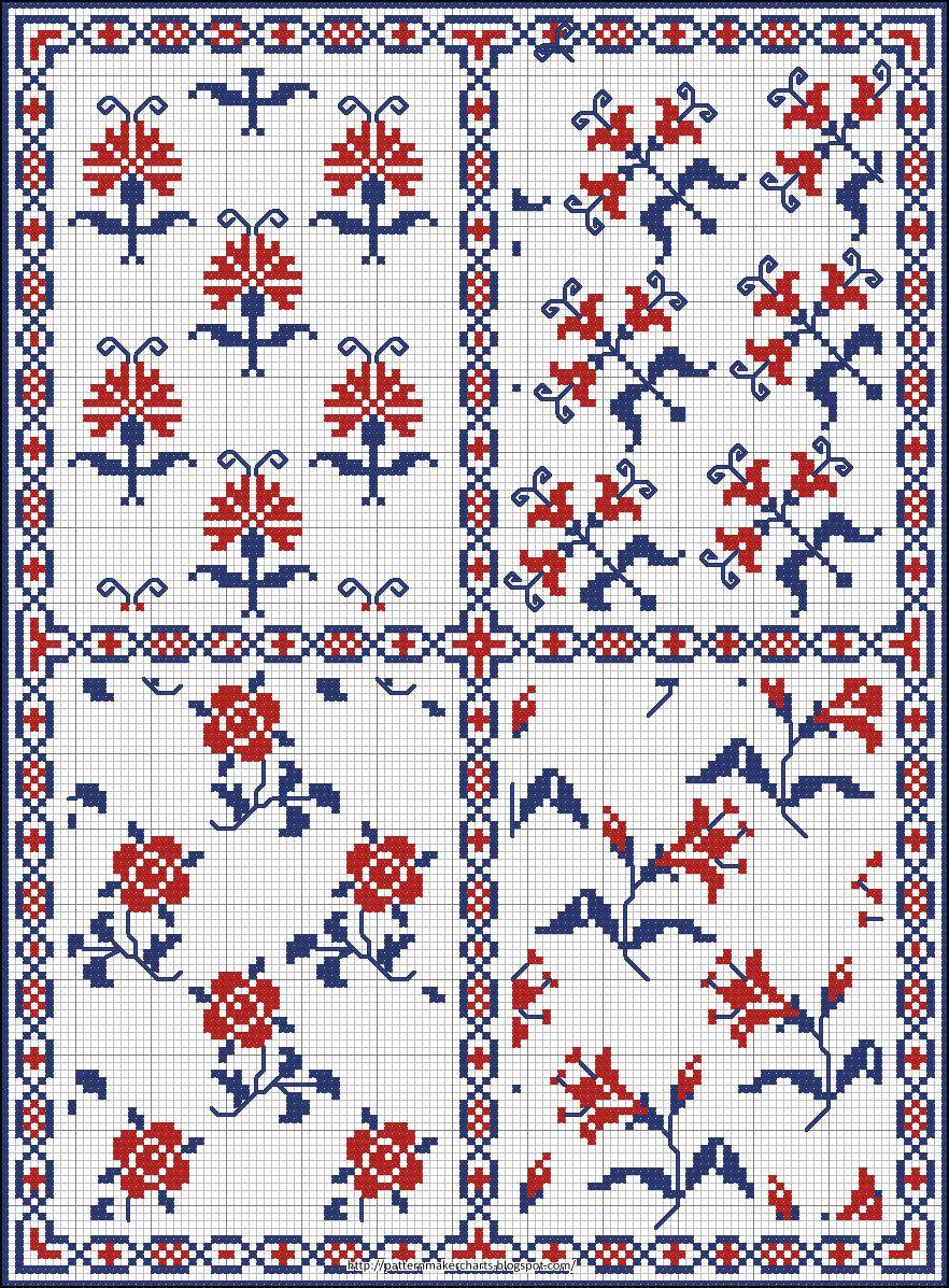 Инструкция pattern maker for cross stitch