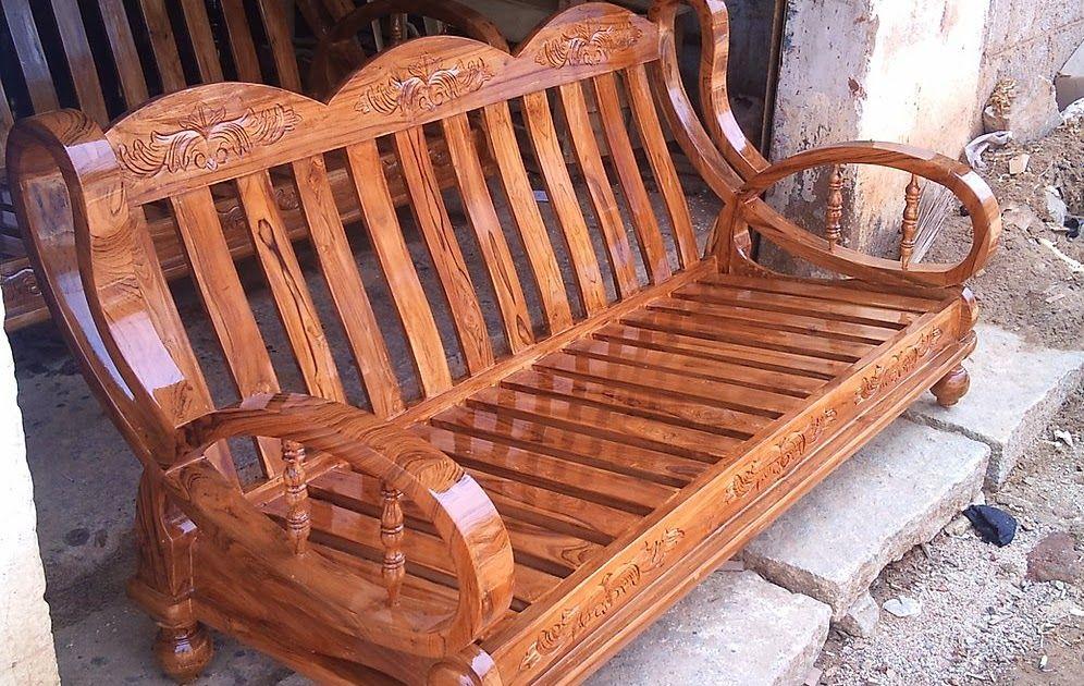 Burma Teak New Wood Sofa Set, Carpenter Teak Wood Sofa Set Designs Pictures