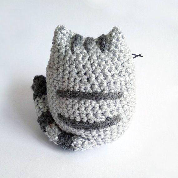 Tally Donut regordete gato Amigurumi por Toffoletta en Etsy ...