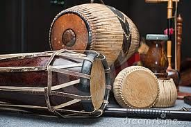 Thai music instrument close up  | Instrumental Photos