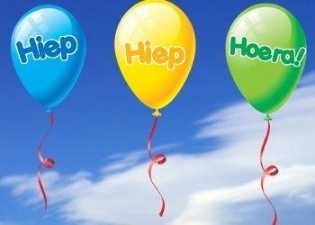 Leuke Verjaardag Ballonnen Plaatjes Verjaardag