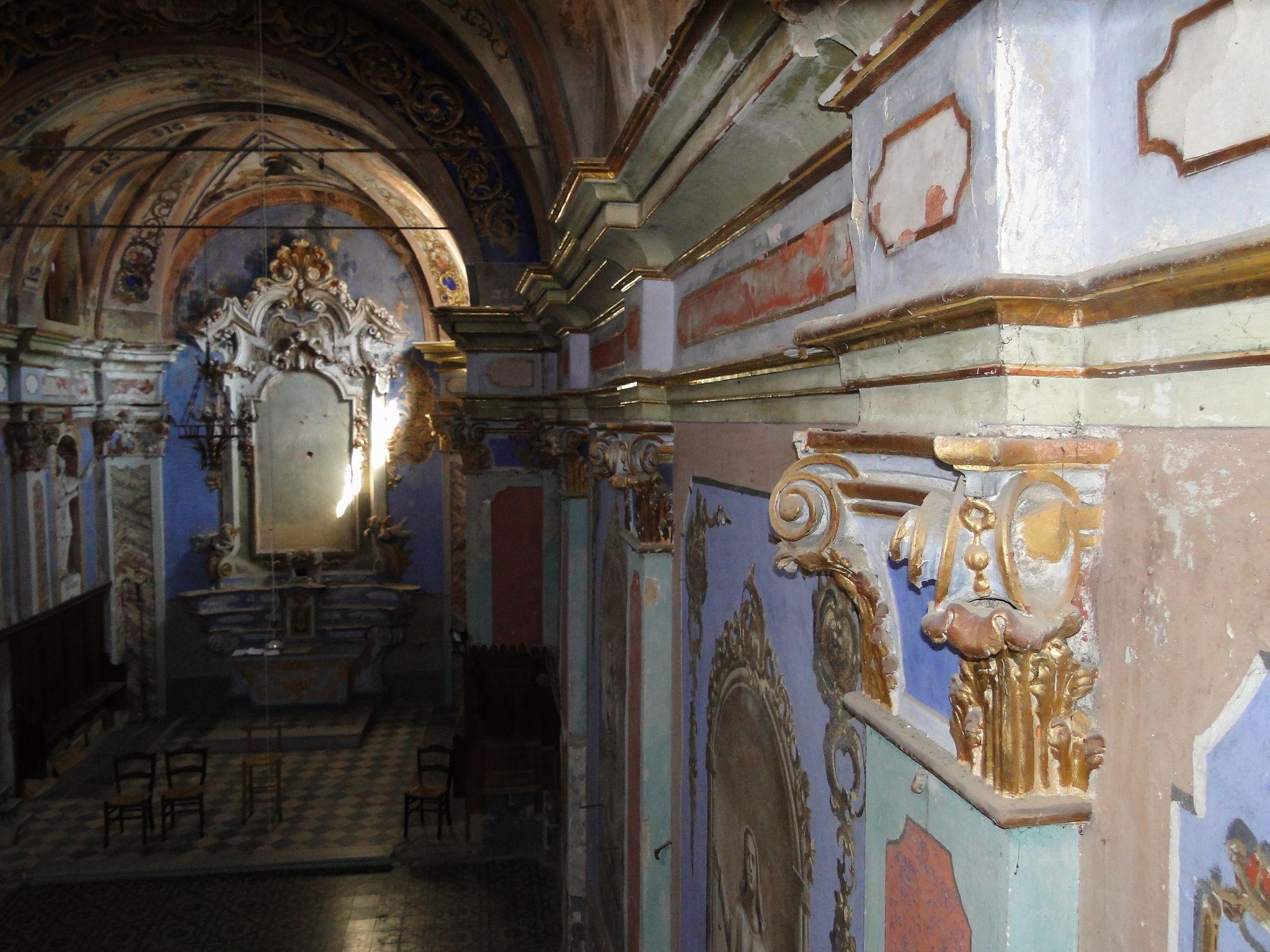 Es gibt einen eigenen Zugang in eine Barockkapelle die im Grundbuch eingetragen ist