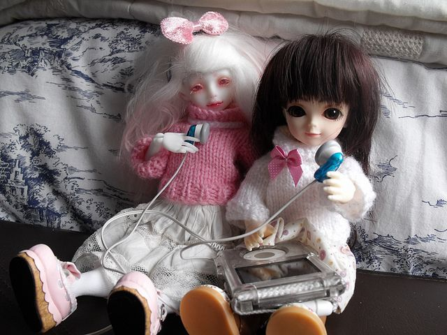 Raph shares her music by ThatGent, via Flickr