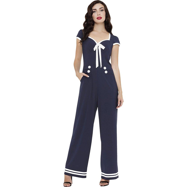 533b4a96417e 1940s Style Pants   Overalls- Wide Leg