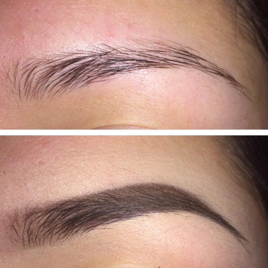fix bad eyebrow tattoo