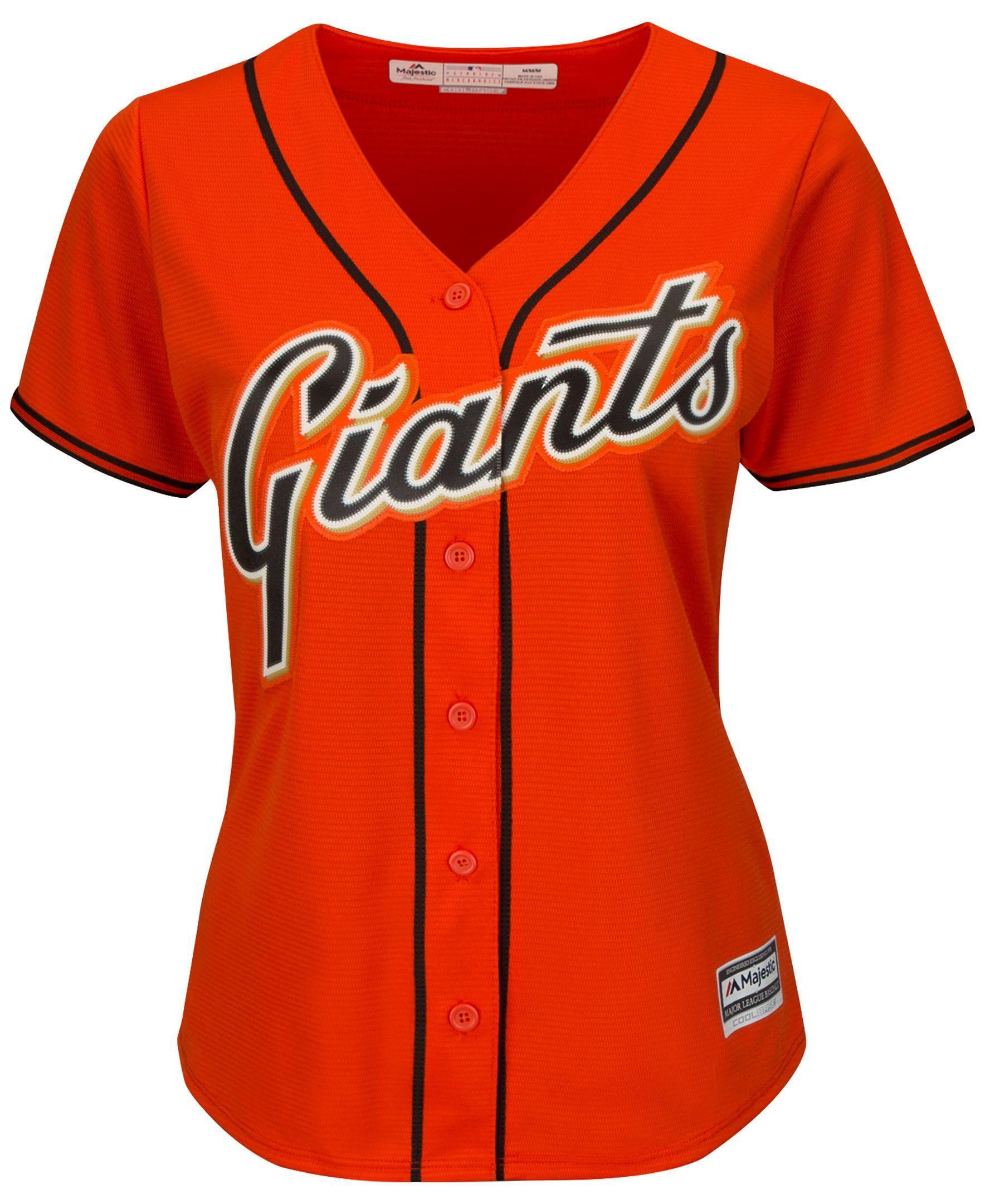 5c223c4b Majestic Women's San Francisco Giants Cool Base Jersey | Products ...