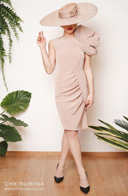Blanca suarez vestido cherubina