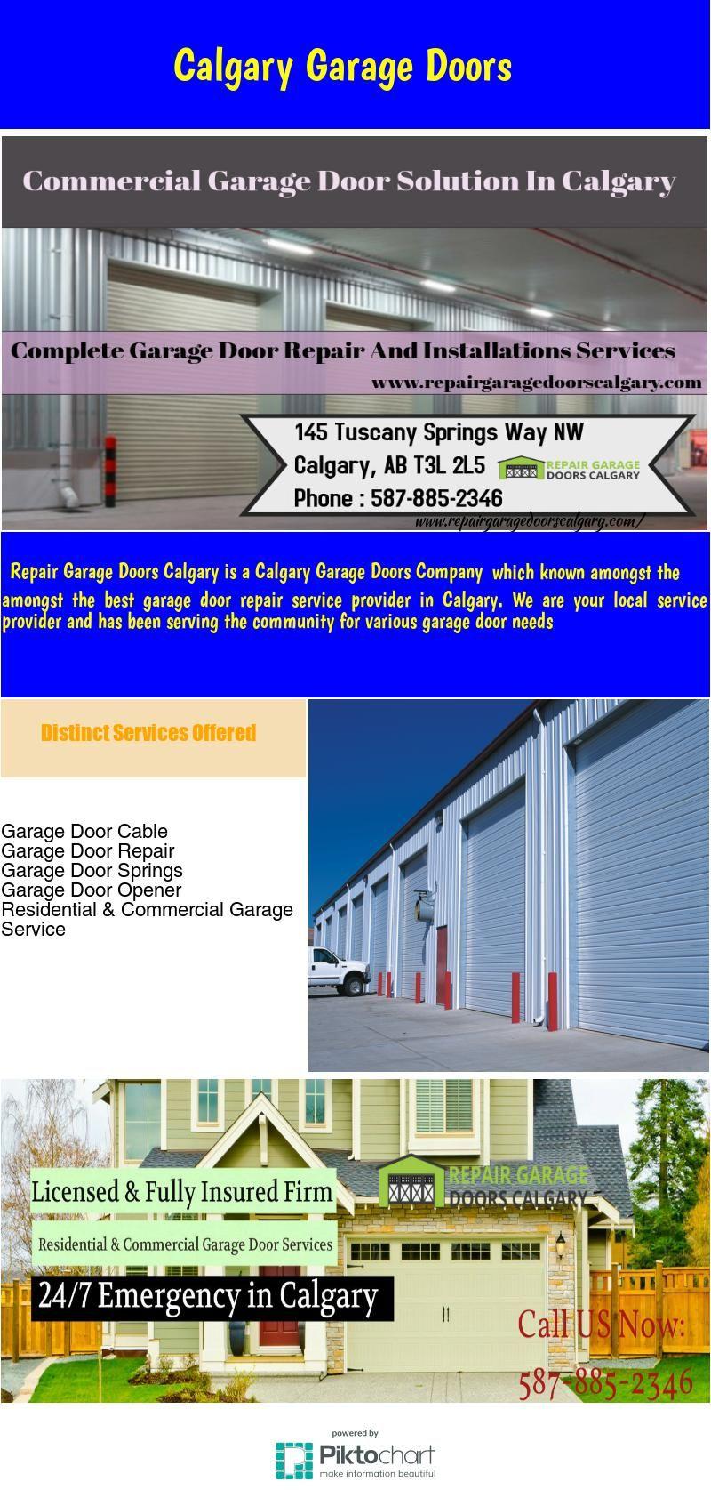 Repair Garage Doors Calgary Offers Leading Garage Door Repair