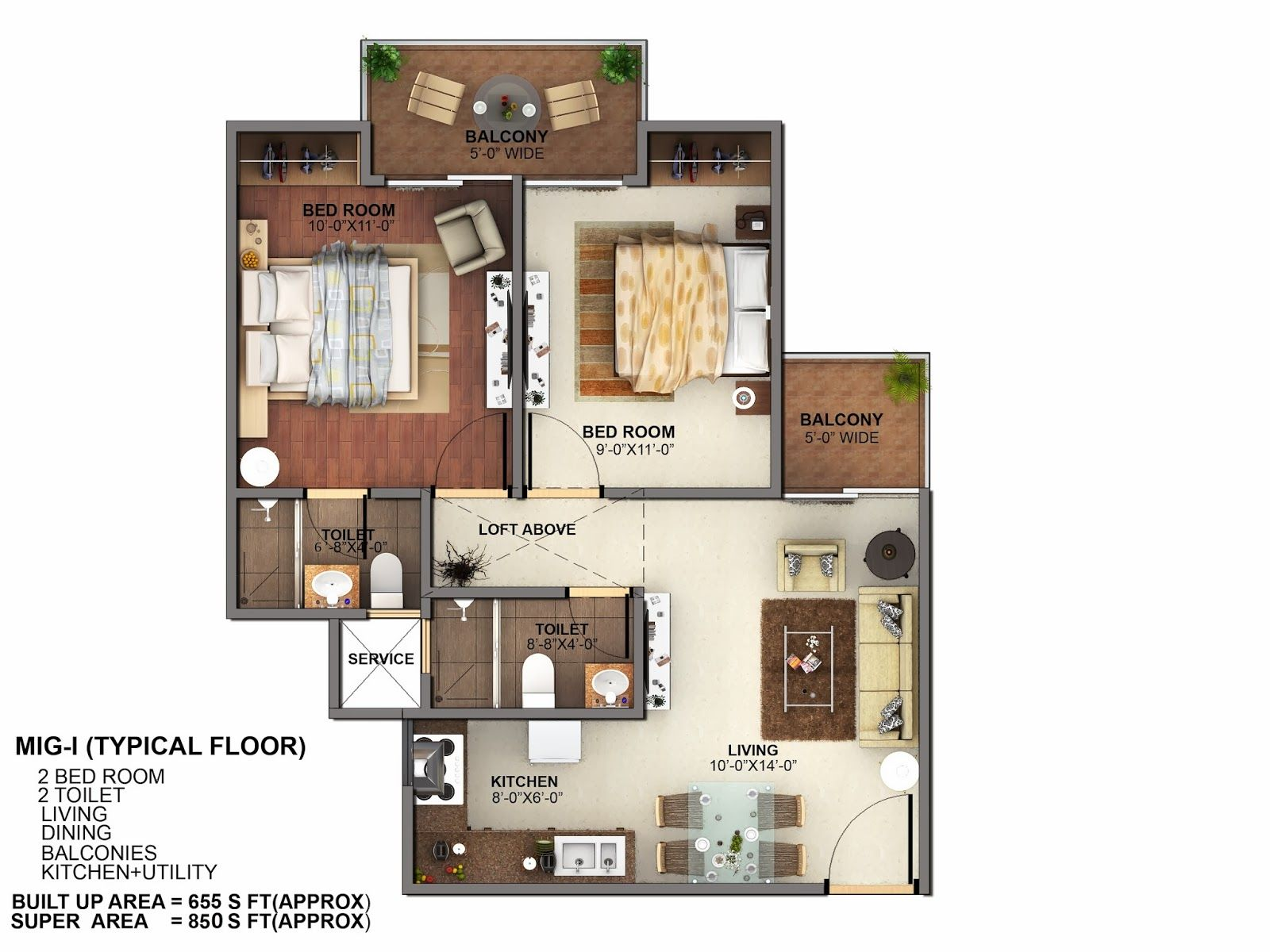 Mahagun Mantra-2.08826693595: Mahagun Mantra-2.Floor Plan.