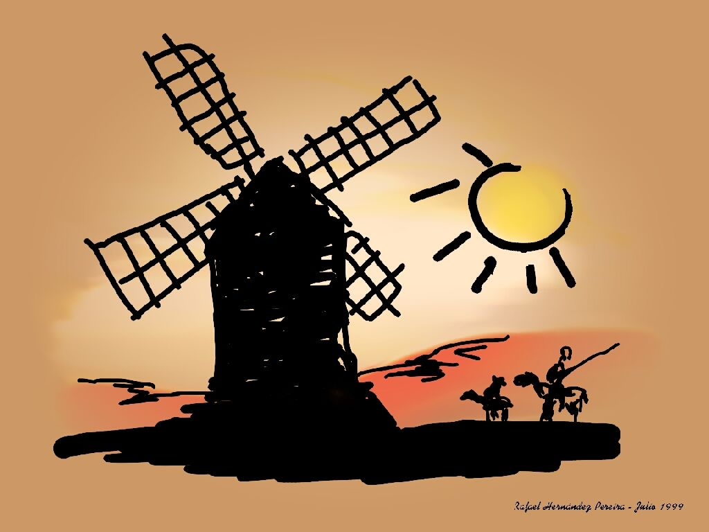 Don Quijote De La Mancha Miguel De Cervantes Con Imagenes