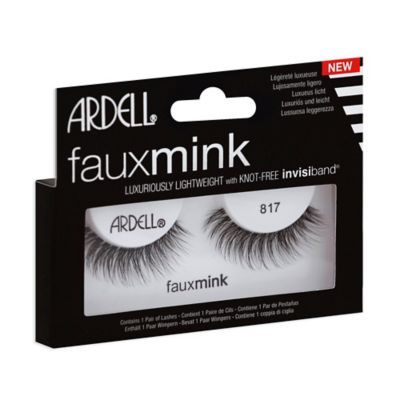 dfb15d7a094 Ardell 1-Count Faux Mink # 817 In Black in 2019 | Products | Mink ...