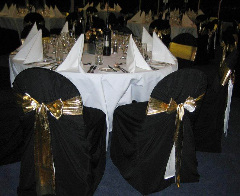 Gold And Black Party Decorations Range Of Decor