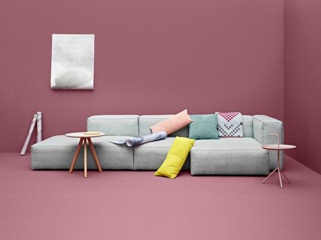 50 idées fantastiques de canapé dangle pour salon moderne salons modernes angles et canapés
